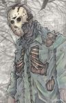 Jason Voorhees Friday the 13th by ChrisOzFulton