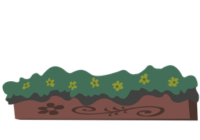 Window Sill Plant - Vector by GuruGrendo