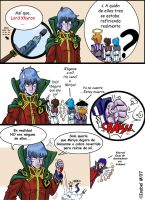 Misterios en Robotech-Comic 3 by Ameban