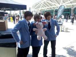 Ouran cosplay by OurLivingLegacy