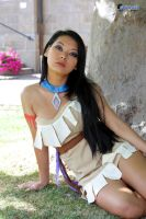 Suny as Pocahontas 7 by Noriyuki83