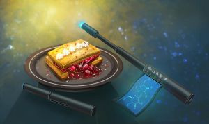 COM:  Food Scanner by JNetRocks