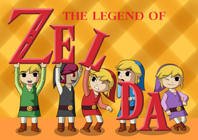 An Attempt On Zelda's Title by Tharene