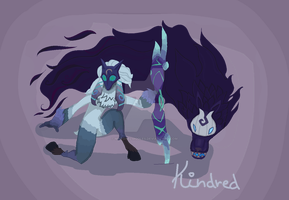 Kindred Spirits by MarshalGiggles
