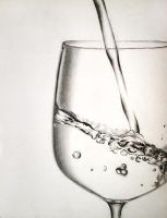 Glass of water by diana-0421
