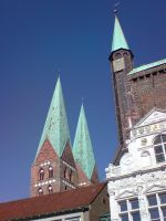 Town house and St. Marys by macdieter