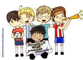 World Cup 2010 by Dulcee-Inviernoo