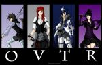 RWBY Team: OVTR by shikaru777