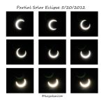 Partial Solar Eclipse by kayaksailor