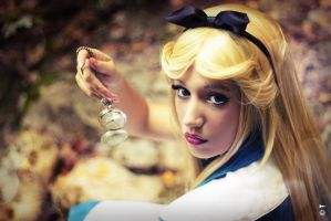 Alice in Wonderland (Disney) Cosplay by Kotori-Cosplay