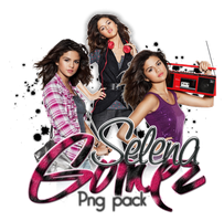 Selena Gomez Png Pack by Suyesil