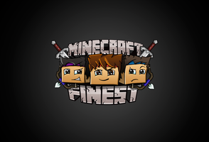 Minecraft Finest - Logo by FinsGraphics