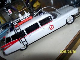 Ghostbusters Ecto1 12 by coonk9