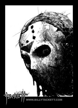 Jason Vorhees by billytackett