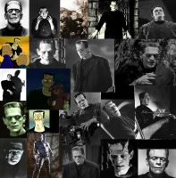 Frankenstein WallPaper by GeotrixQueen