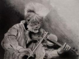 The Musician by alesssmith