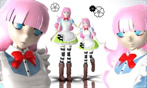 .:Yuki Yototo G-33 *Mature and Young* Utauloid:. by StylinSorrowMMD