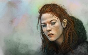 Game of thrones - Ygritte by Crus777