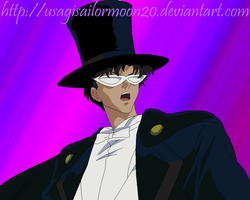 Tuxedo Mask by usagisailormoon20