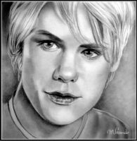Randy Harrison 'J.Taylor' by BlueZest