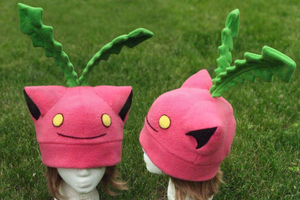Hoppip Hat by clearkid