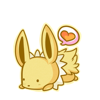 Dex Challenge:135 Jolteon by Chibi0Wolfie