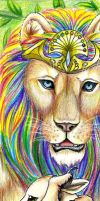Lion of Judah by Draikairion