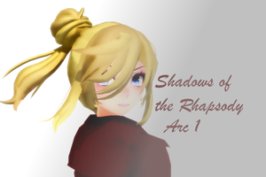 Shadows Of The Rhapsody REBOOT: Arc 1 cover by Isabeladenicola