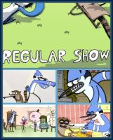 Just a Regular COLLAGE by voltar517