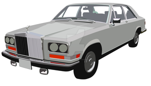 1976 Rolls Royce Camargue by The-Transport-Guild
