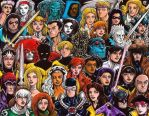 X-Men: Mutant and Proud by olybear