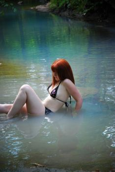Waist Deep In The Spring by angelsfalldown1