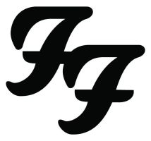 foo fighters' logo by WastingLight