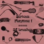 Serious Playtime 1 by rL-Brushes