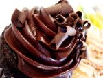Very Chocolate Cupcake by theOrangeSunflower