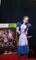 Alice Papercraft by Horsegirl71496