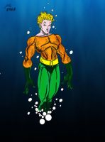 Aquaman by pascal-verhoef
