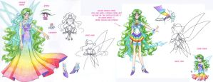 SMOCT3 Rainbow Fairie reference by nephrite-butterfly