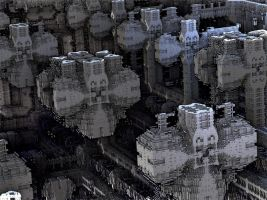 Cinder City Blocks by CO99A5