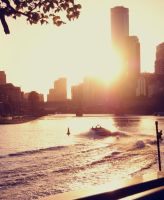 The River of Yarra by yellowieeesh