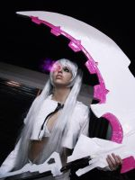 White Rock Shooter by Kharen94th
