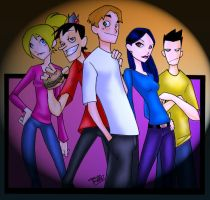 Riverdale colored by callyrose