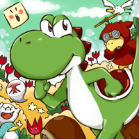 Yoshi Story. Haters gonna hate by LemonOrchid