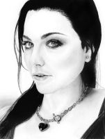 Amy Lee by phan-tom