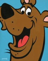 Scooby Doo by Weidel