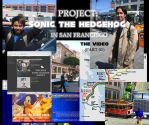 Sonic in San Francisco PART 01 by darkspeeds