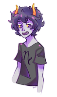 Little Gamzee by Biology-of-Pencils
