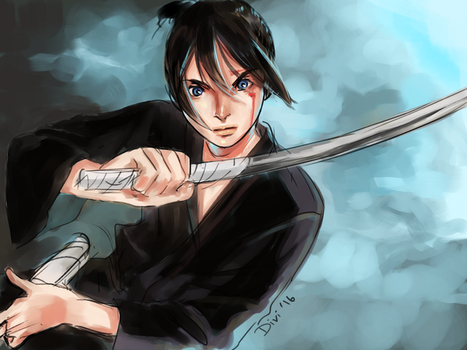 Yato by eriume