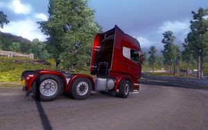 New Scania #4 by RoninMoose