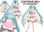[DL] CONTINUE MIKU (SASAKURE.UK COLLAB) by Nekofred